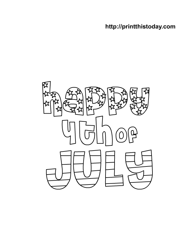cute july coloring pages free printable 4th of july coloring pages paper trail design july cute pages coloring