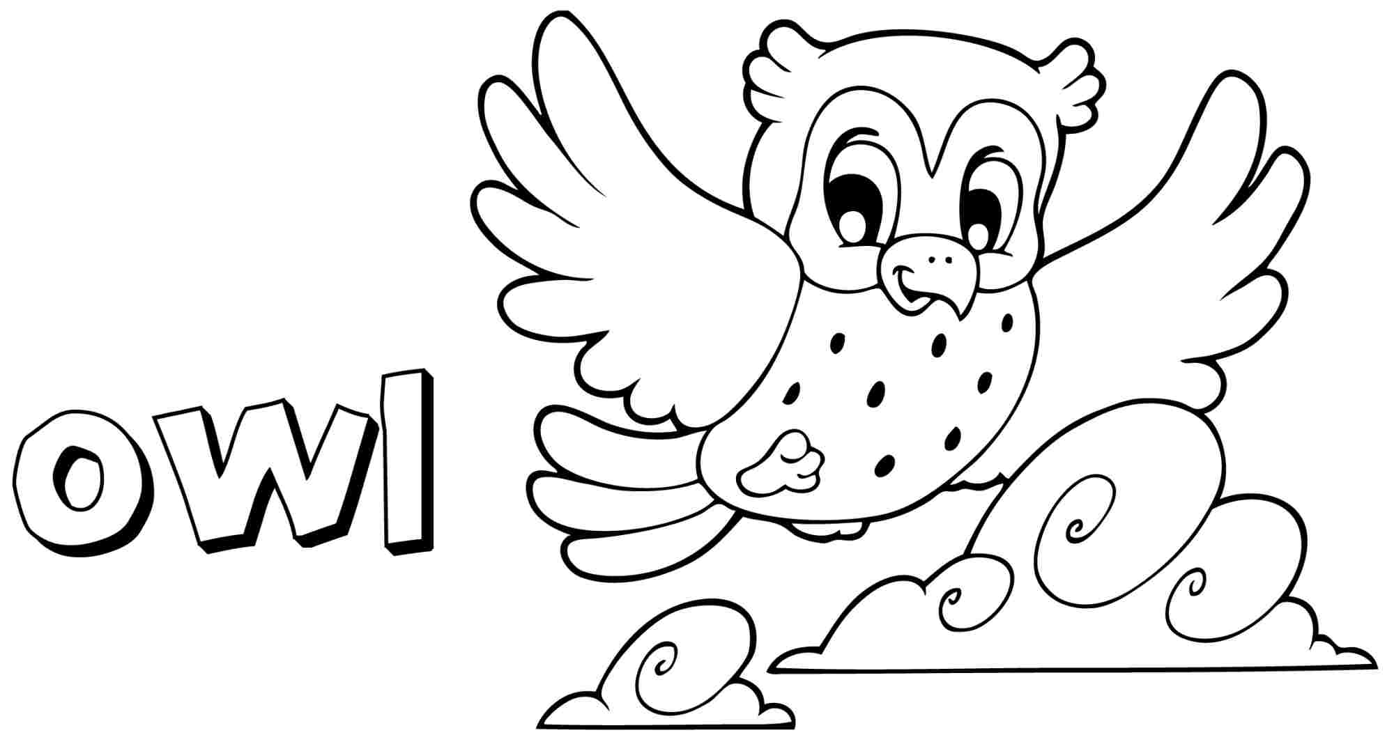 cute owl coloring pictures cute owl coloring pages to print coloring home coloring cute pictures owl