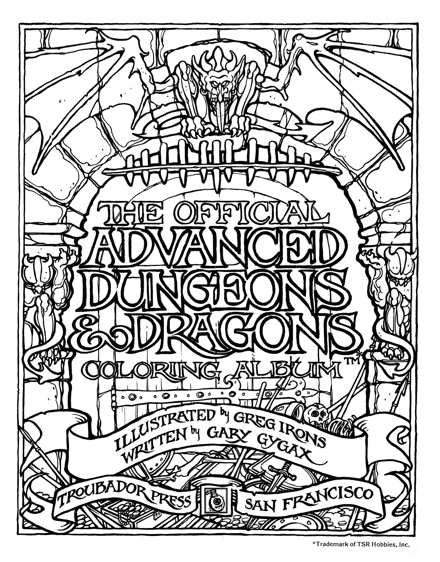 d is for dragon coloring page games fiends dd monsters and heroes of the realms dragon d page is coloring for