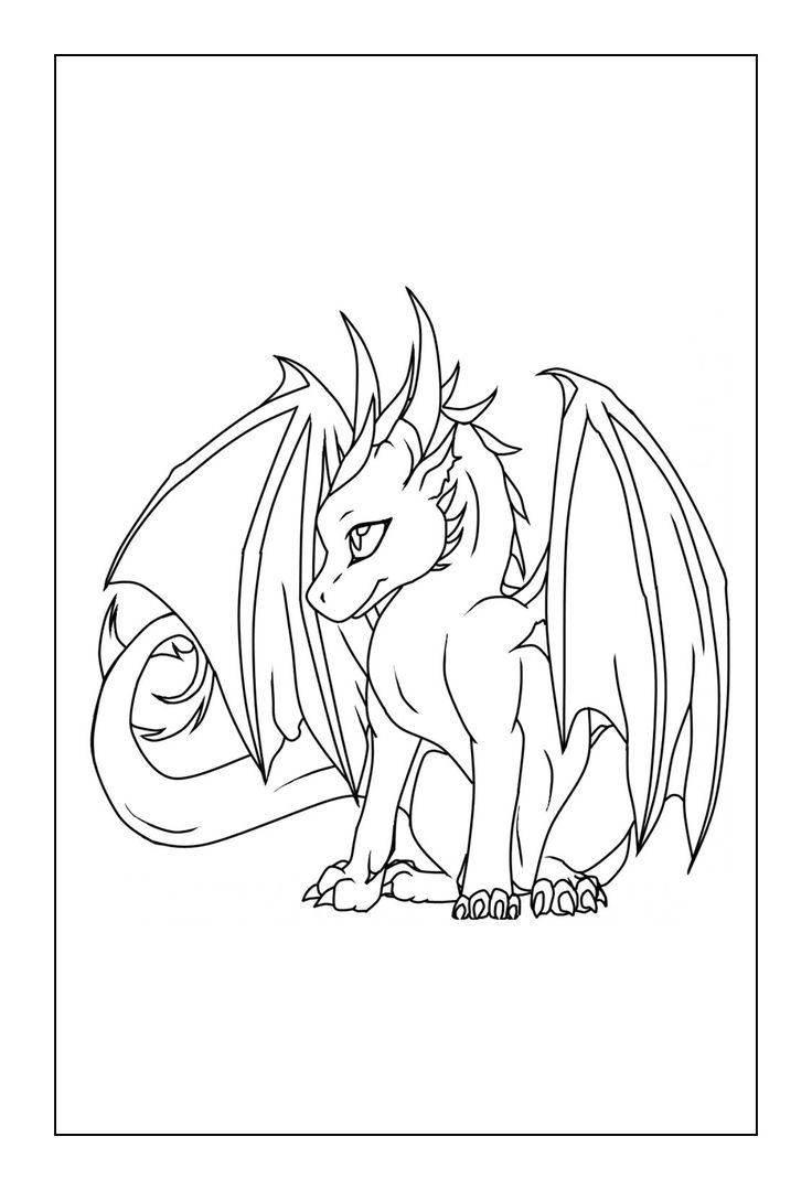 d is for dragon coloring page monster brains the official advanced dungeons and dragons d is dragon coloring for page