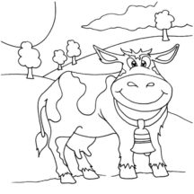 dairy farm coloring pages dairy cow netart dairy pages farm coloring