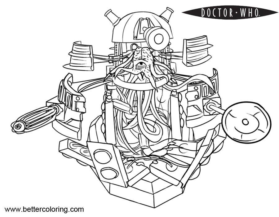 dalek pictures to colour dalek drawing at getdrawings free download dalek to colour pictures