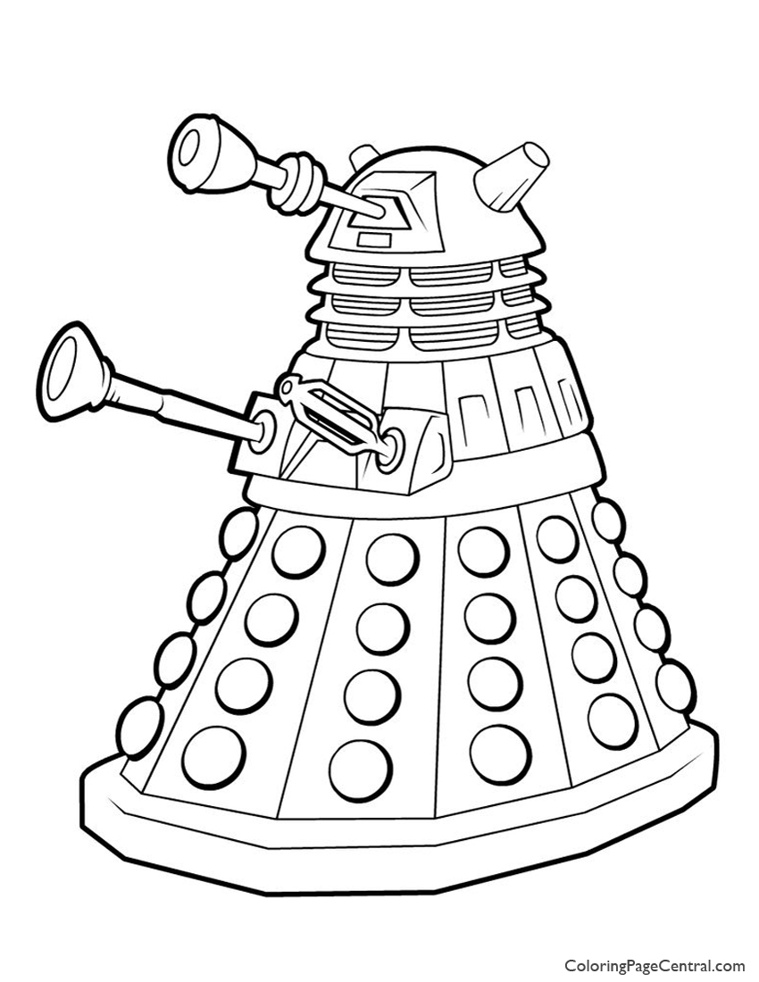 dalek pictures to colour pin by emmaleigh skinner on craftyvery crafty pictures to dalek colour