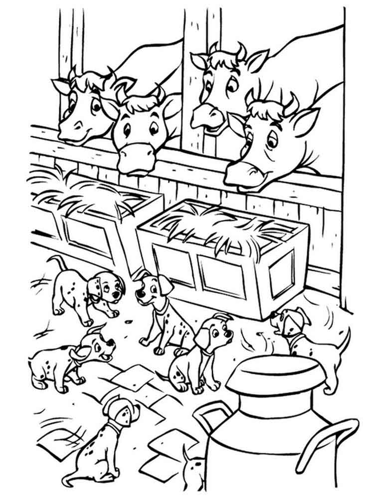 danny devito coloring page 101 dalmatians coloring pages download and print 101 coloring page danny devito