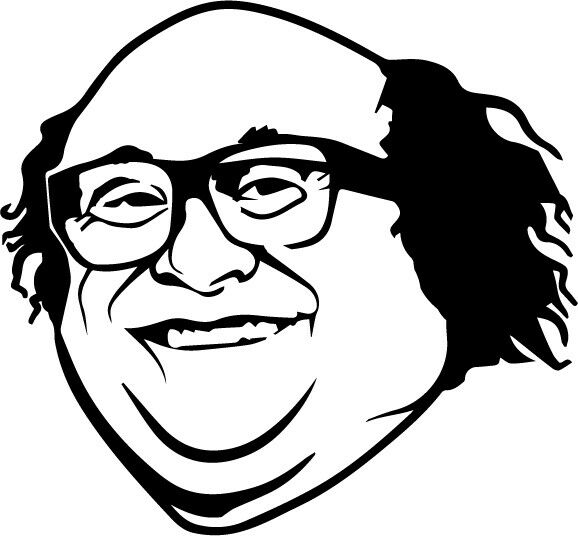 danny devito coloring page danny devito beach towel for sale by greg joens page danny devito coloring