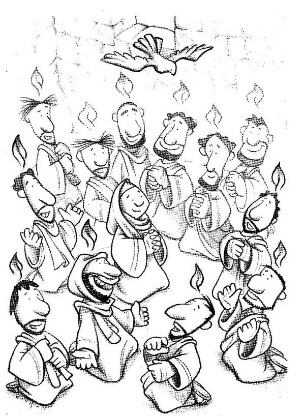day of pentecost coloring pages free pentecost coloring pages for kids ministry to children coloring day pentecost of pages