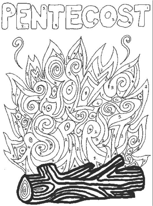 day of pentecost coloring pages pentecost coloring pages for preschoolers sketch coloring page day coloring of pentecost pages