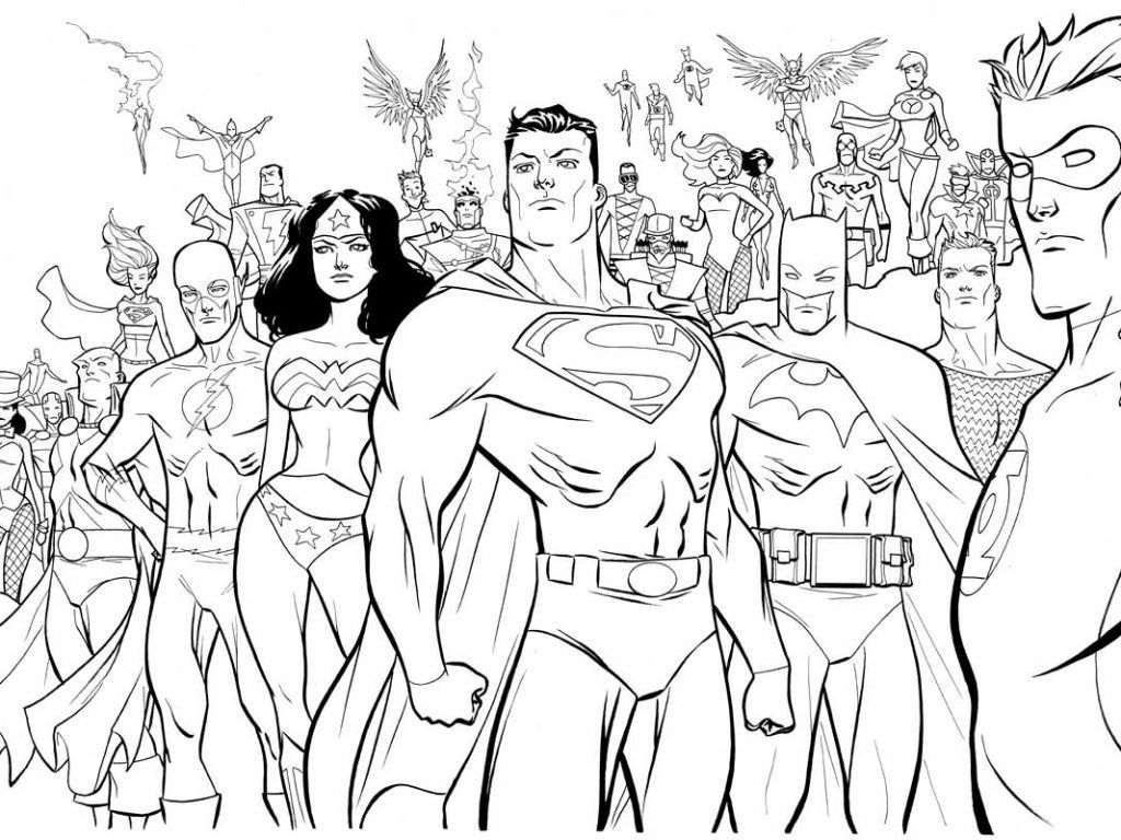 dc comics coloring pages 25 pretty picture of dc comics coloring pages superhero coloring dc comics pages