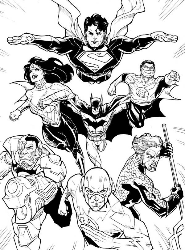 dc comics coloring pages dc comics flash coloring pages download and print for free pages dc comics coloring