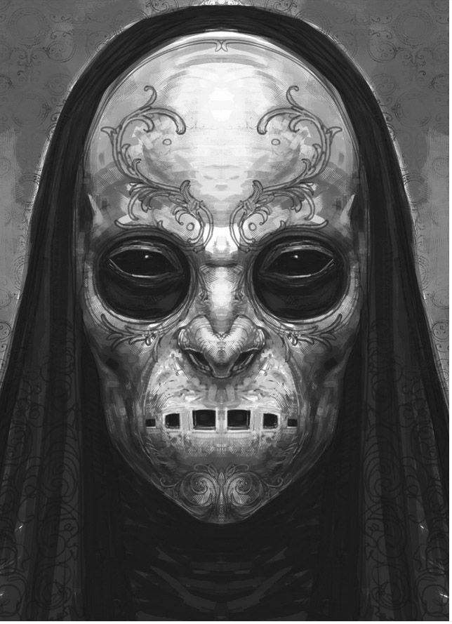 death eater mask death eater mask by rob bliss geekery hogwarts pinterest mask death eater 1 1