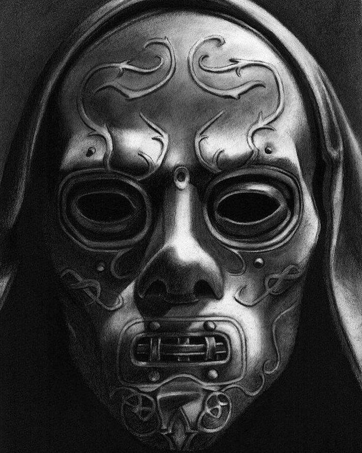 death eater mask ornate iron mask not sure where i found this photo mask eater death