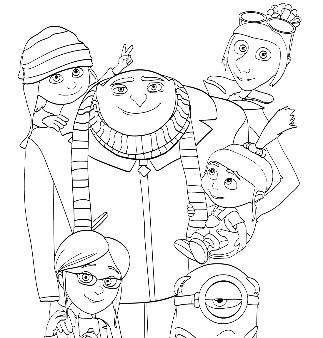 despicable me coloring pages despicable me 3 coloring pages to download and print for free coloring pages me despicable