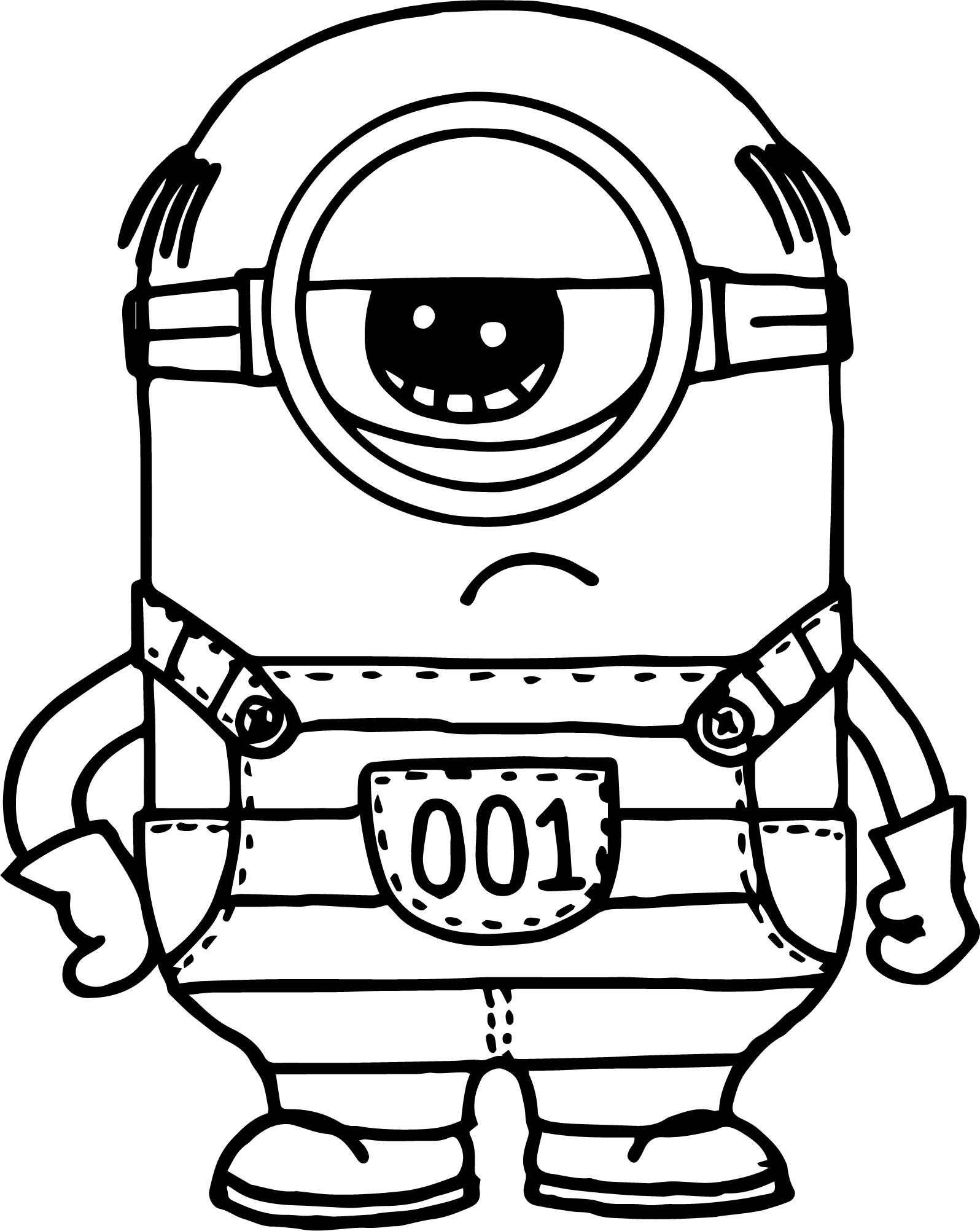 despicable me minions coloring pages cute despicable me minion coloring page free coloring despicable coloring me minions pages