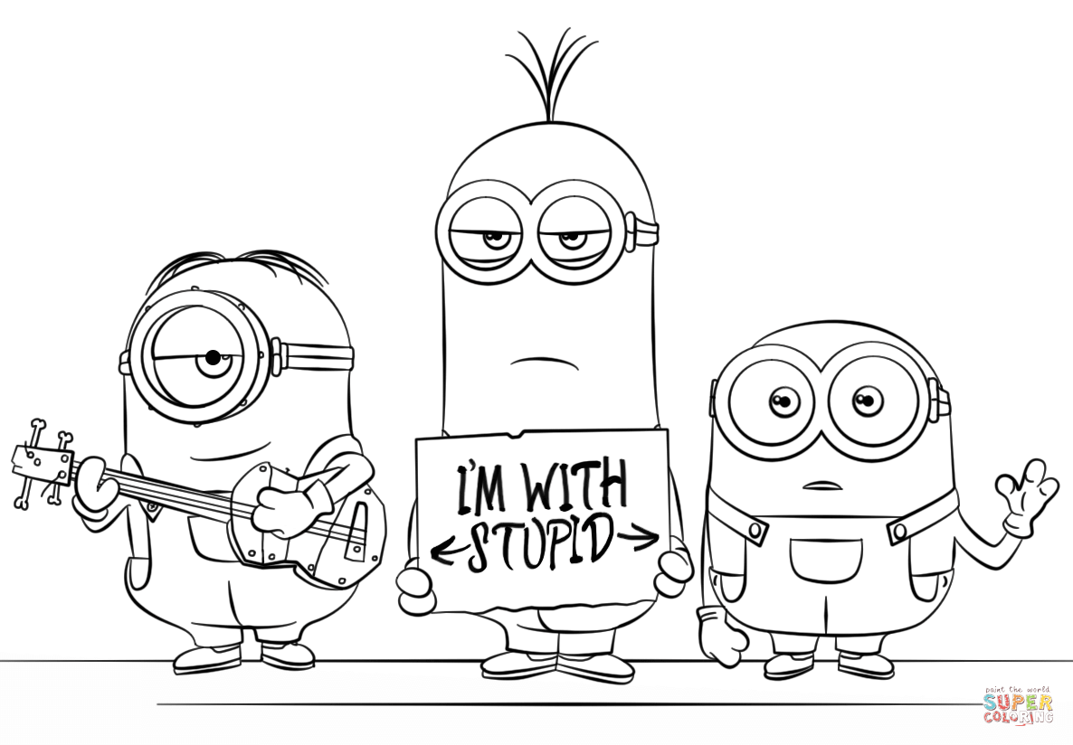 despicable me minions coloring pages minion coloring pages best coloring pages for kids coloring minions me pages despicable