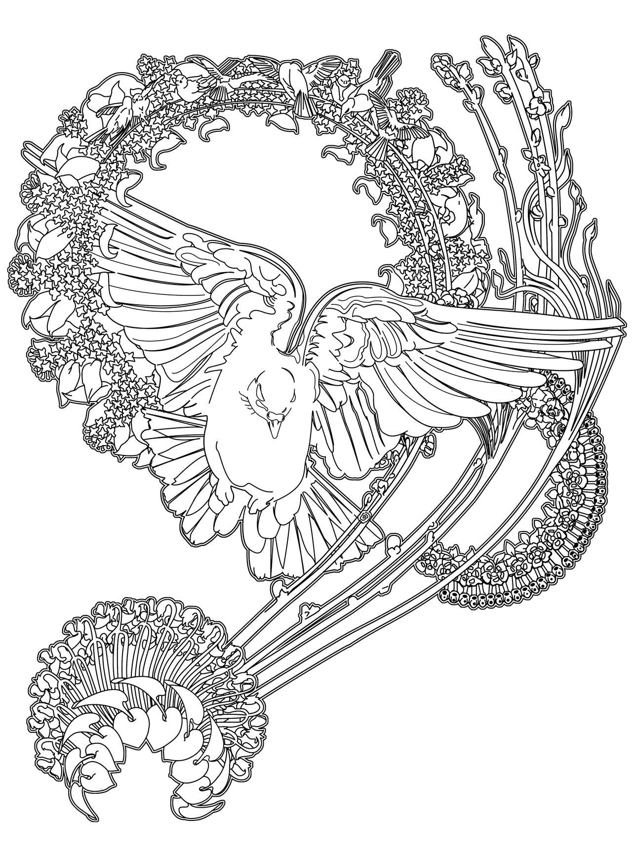 detailed dove drawing descending dove drawing by travis ricks drawing dove detailed