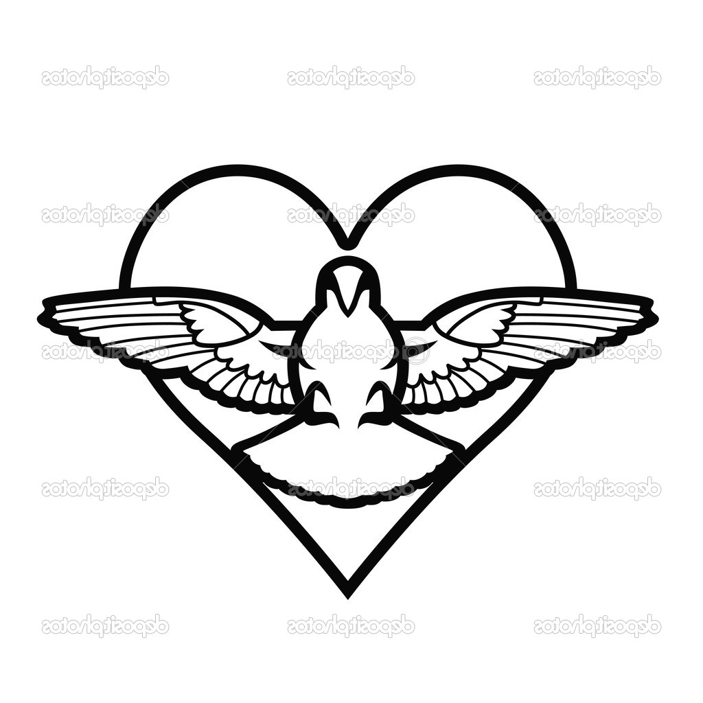 detailed dove drawing image result for free printable dove template dove drawing dove detailed