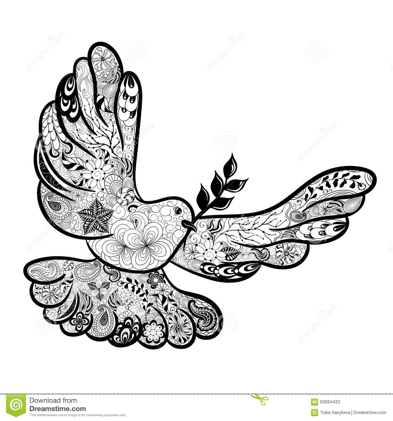 detailed dove drawing pigeon bermuda triangle explained detailed drawing dove