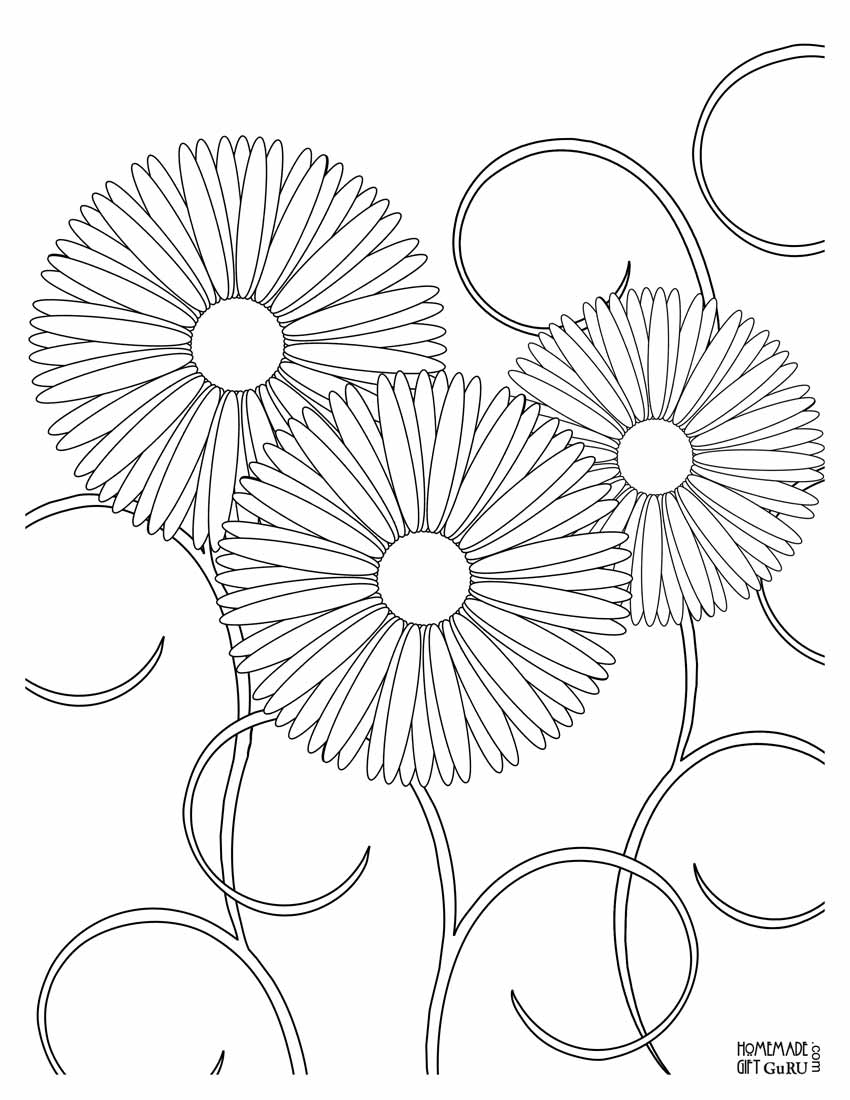 detailed flower coloring pages beautiful flowers detailed floral designs coloring book coloring flower pages detailed