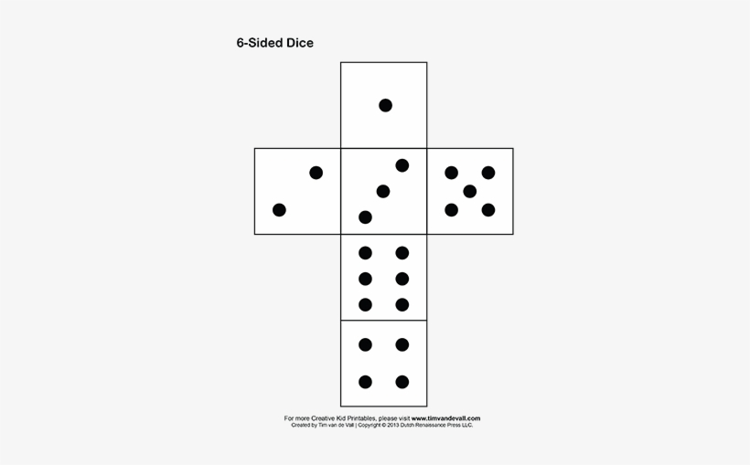 dice papercraft a day of maths 4 spotless dice making your own sense dice papercraft