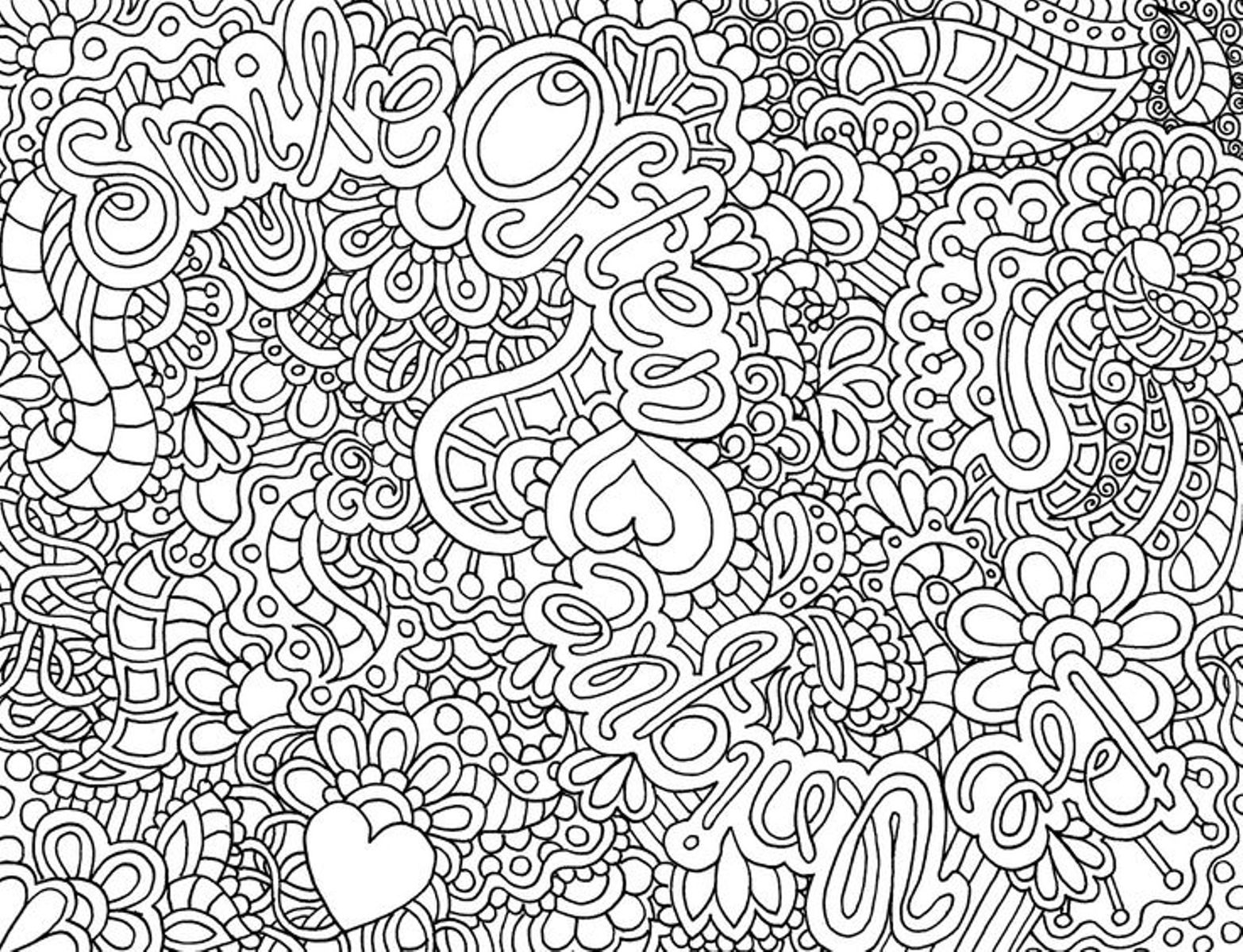 difficult coloring pages for teenagers coloring pages of flowers for teenagers difficult only difficult teenagers pages coloring for