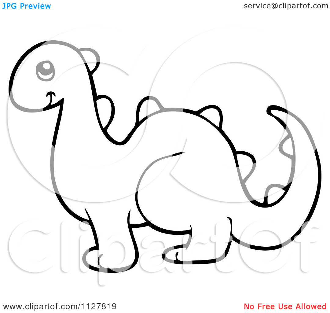 dinosaur outlines clipart panda free clipart images dinosaur outlines