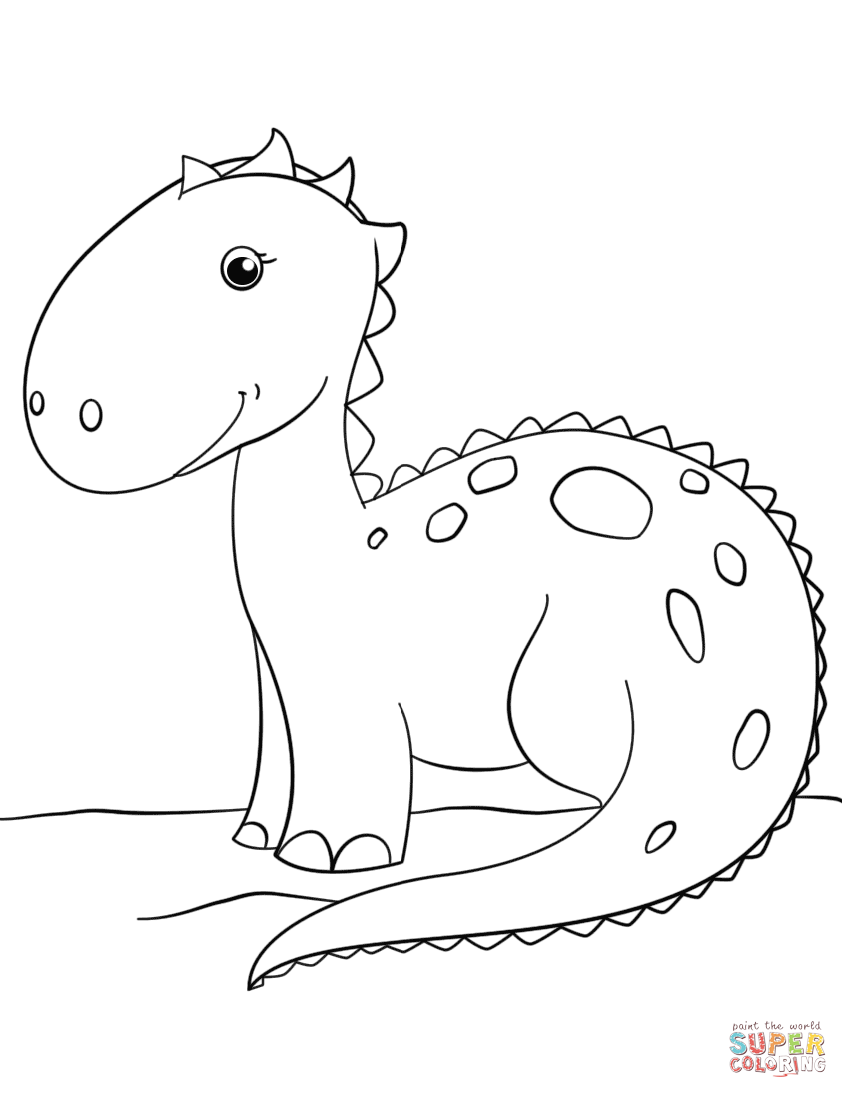 dinosaur pictures to colour in baby dinosaur coloring pages for preschoolers activity colour dinosaur in to pictures