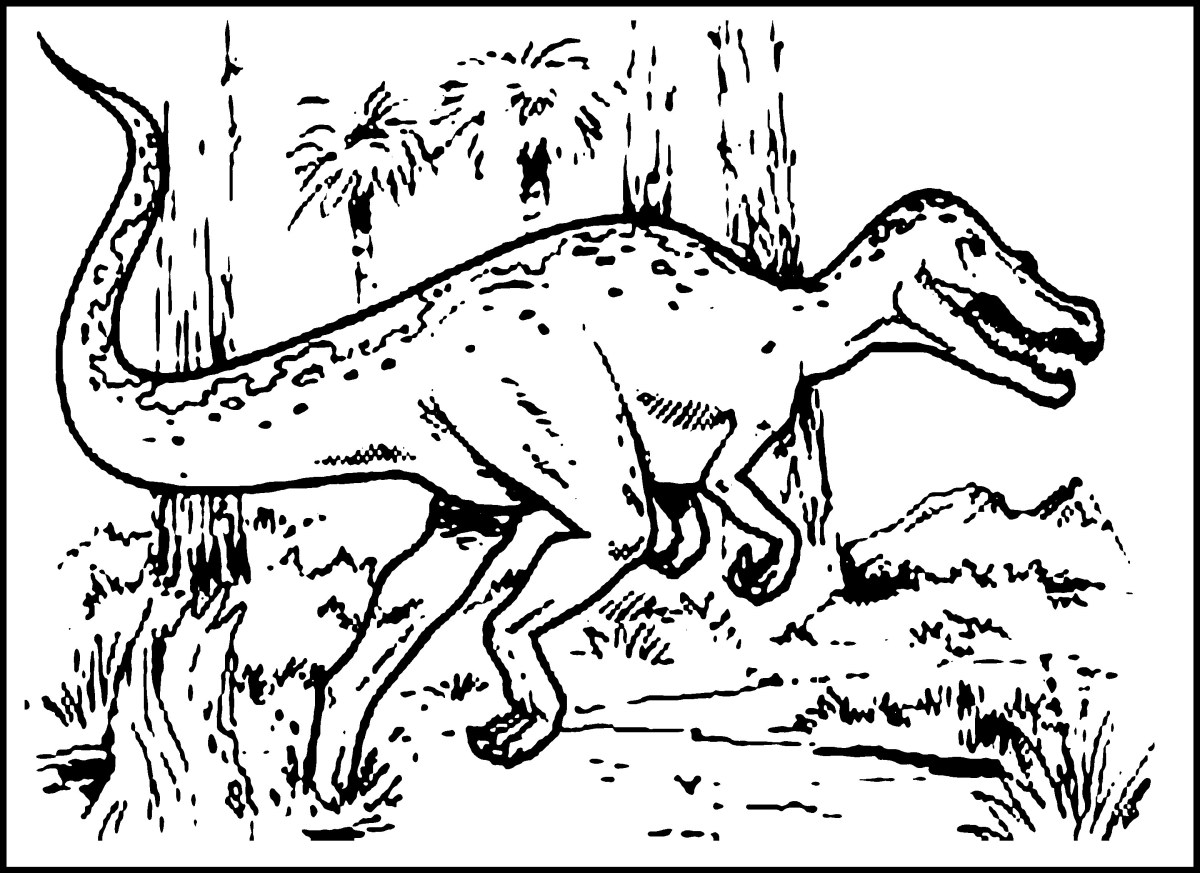 dinosaur print out coloring pages cute cartoon dinosaur coloring page free printable dinosaur pages out print coloring