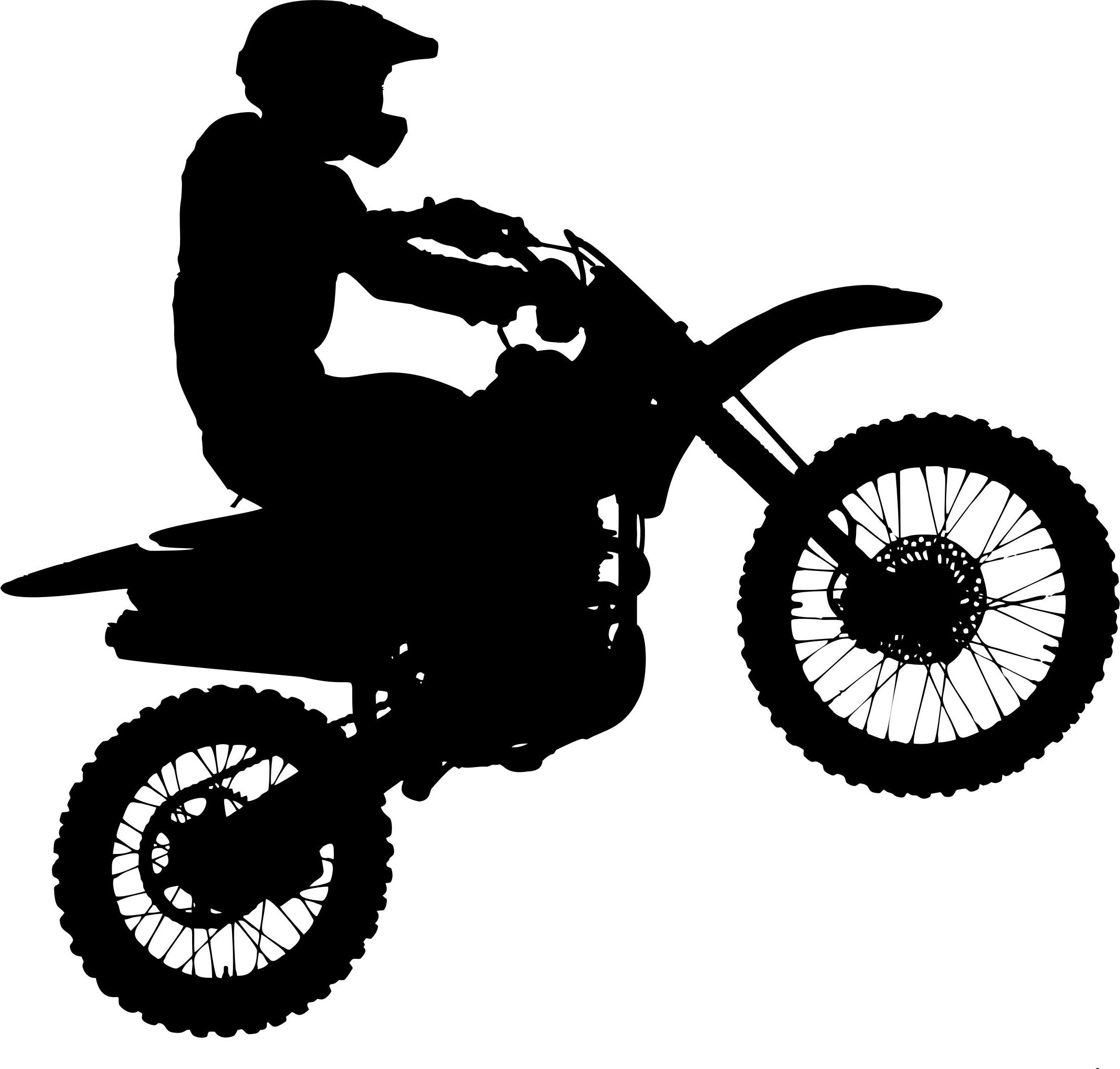 dirt bike silhouette 6 motocross silhouette png transparent onlygfxcom bike dirt silhouette