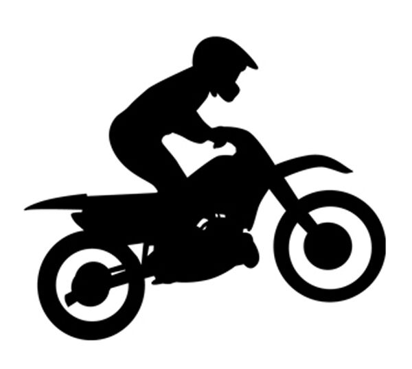 dirt bike silhouette 6 motocross silhouette png transparent onlygfxcom bike silhouette dirt