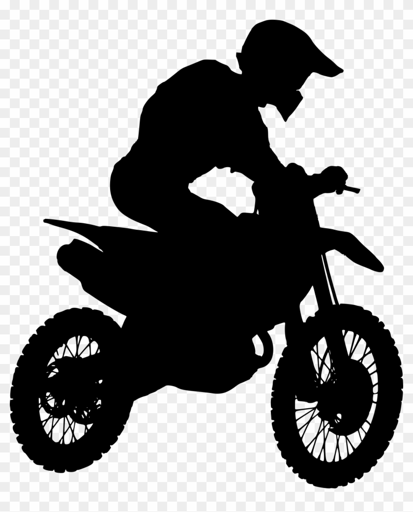 dirt bike silhouette 6 motocross silhouette png transparent onlygfxcom silhouette dirt bike