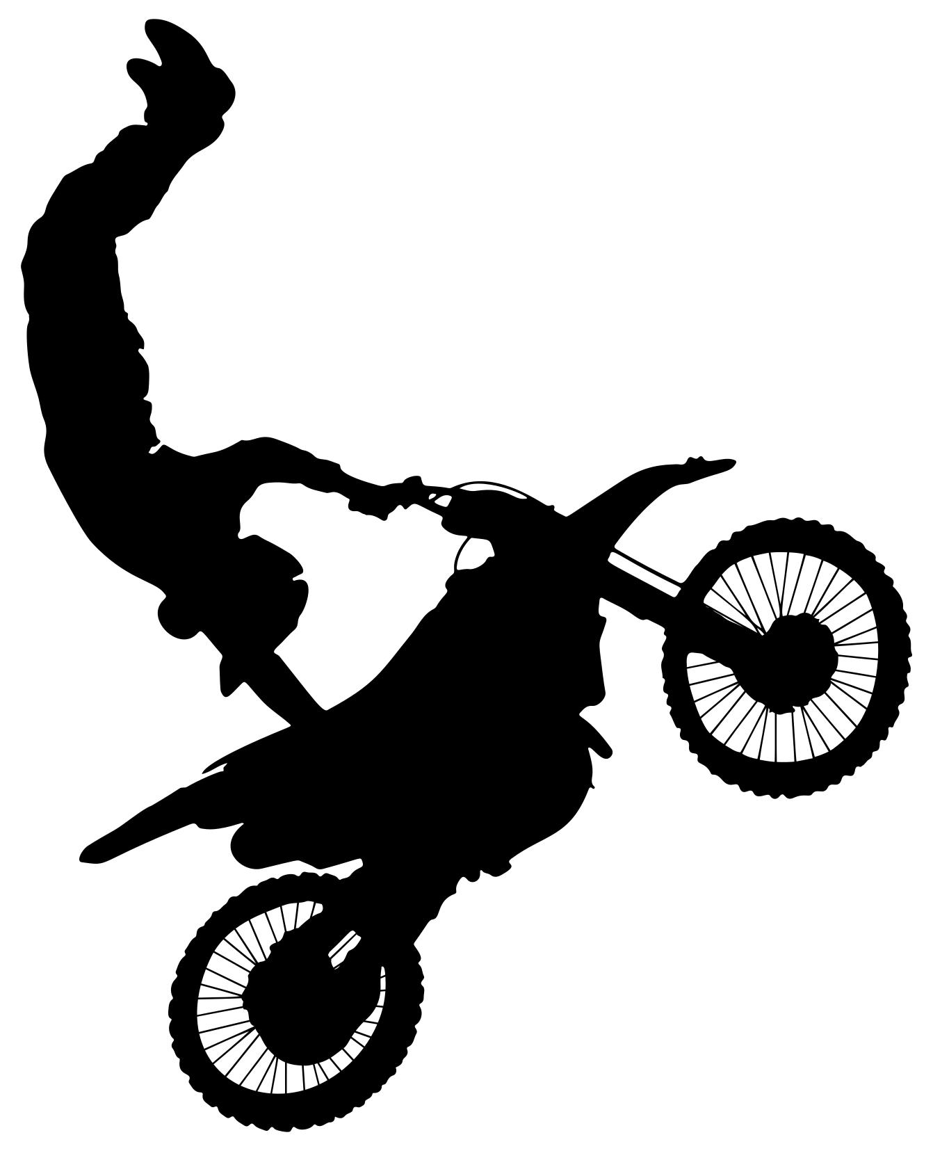 dirt bike silhouette dirt bike wheelie file size dirt bike silhouette vector bike silhouette dirt