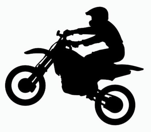 dirt bike silhouette sport silhouette motocross dirtbike rider car tablet silhouette bike dirt