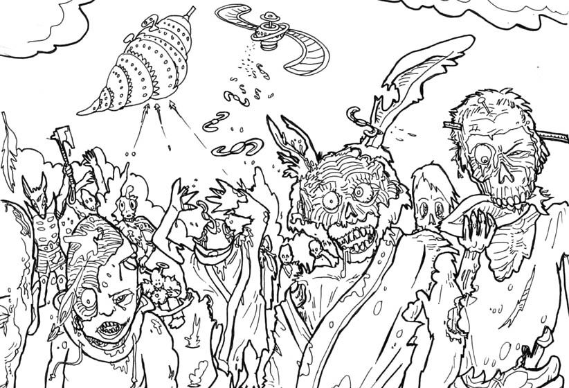 disney channel zombies coloring pages disney channel zombies coloring pages addison and zed zombies disney coloring pages channel