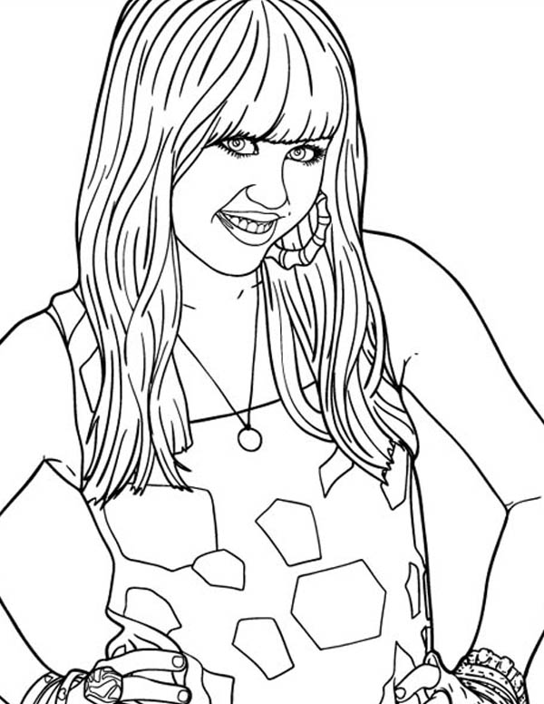 disney channel zombies coloring pages four zombie coloring page zombie coloring pinterest zombies channel disney coloring pages
