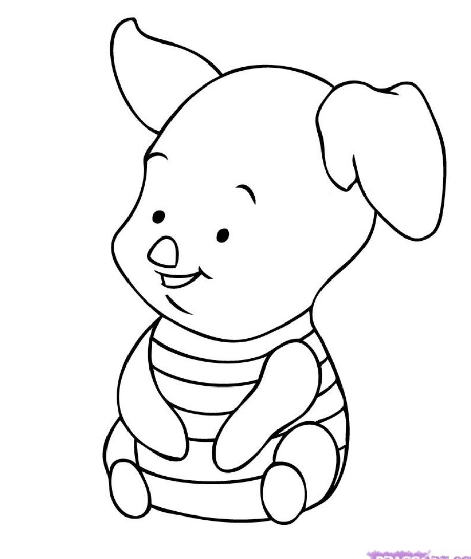 disney cute easy coloring pages cute disney coloring pages to download and print for free coloring disney cute pages easy