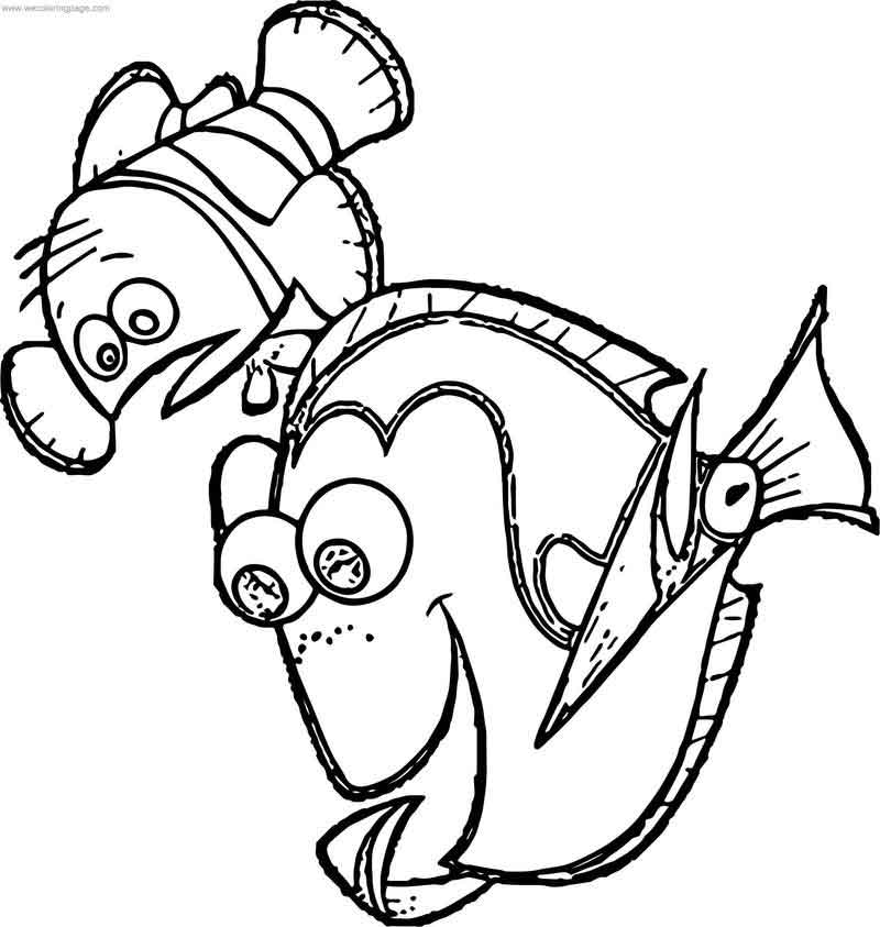 disney finding nemo coloring pages finding nemo to download for free finding nemo kids coloring nemo disney pages finding