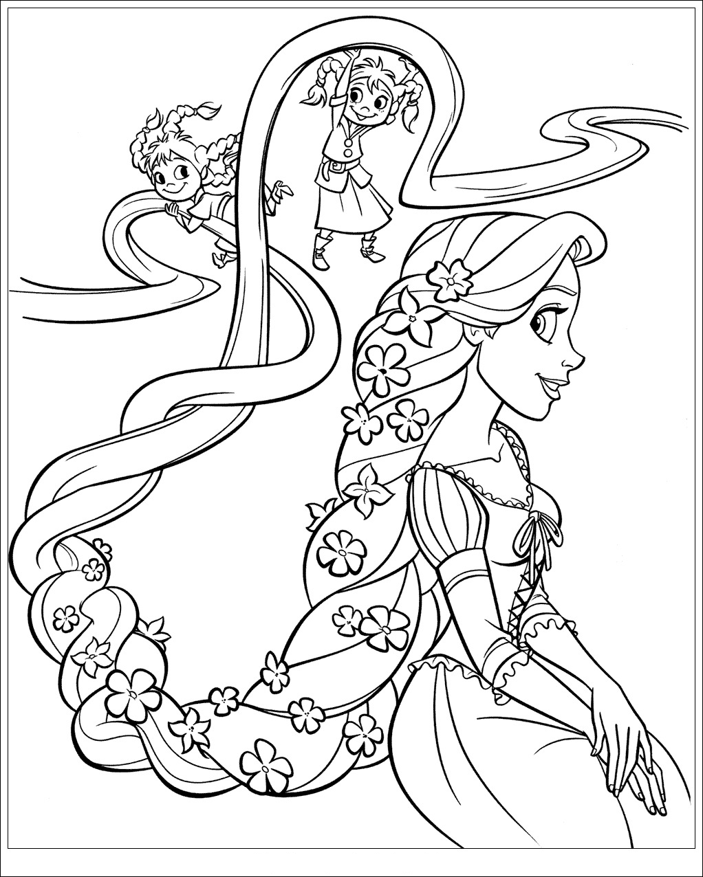 disney rapunzel coloring pages disney princess coloring pages rapunzel in 2020 disney pages coloring rapunzel disney