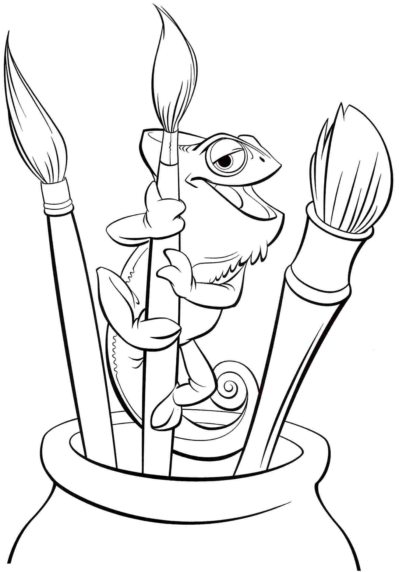 disney rapunzel pictures to color cute disney princess coloring pages at getdrawings free color to pictures rapunzel disney
