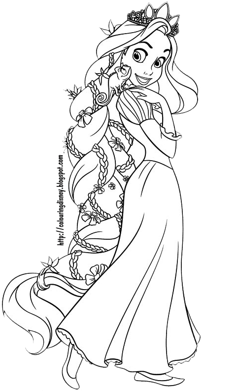 disney rapunzel pictures to color rapunzel coloring pages to download and print for free color to disney pictures rapunzel