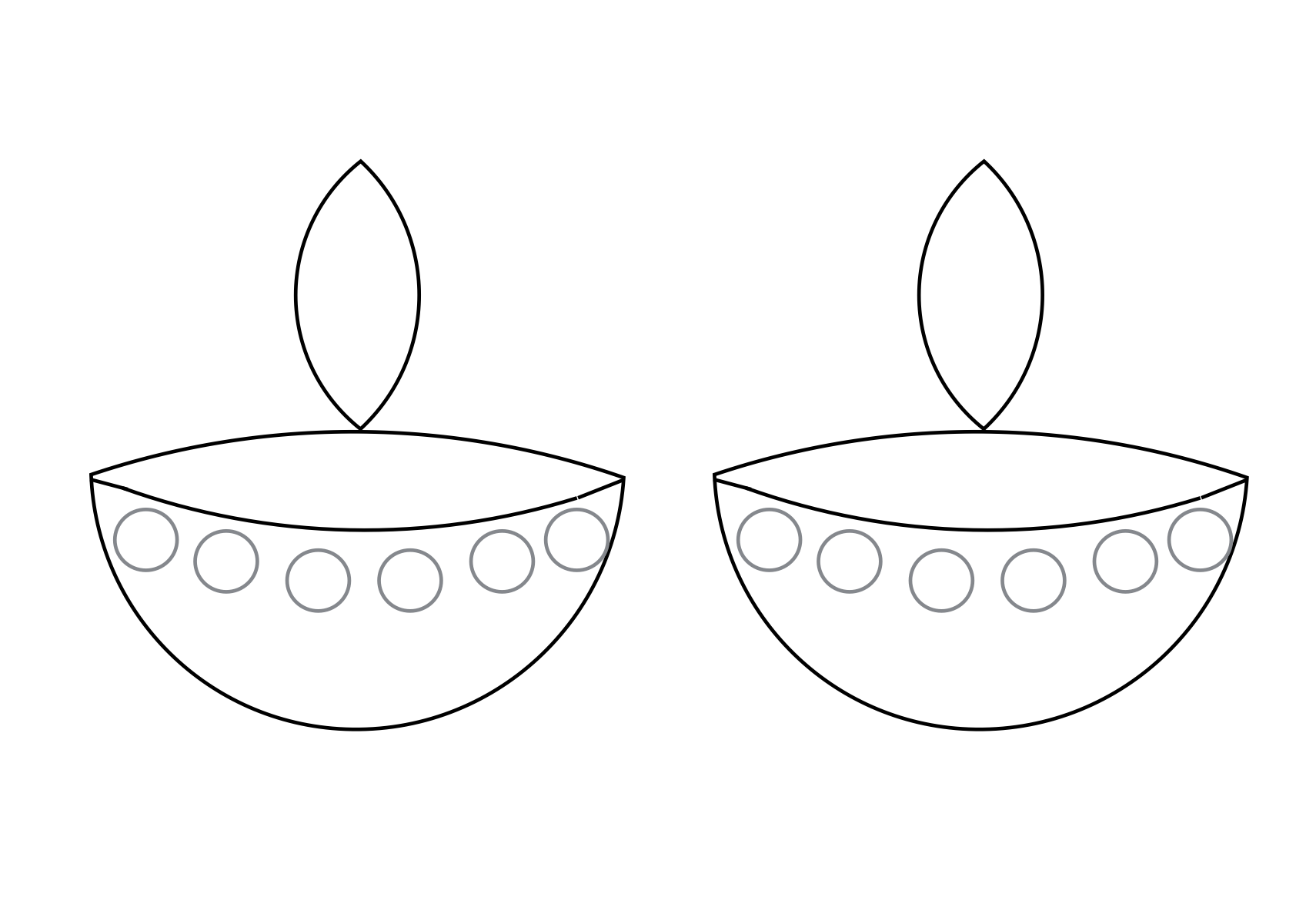 diwali outline pictures diwali clipart free download clip art free clip art pictures outline diwali