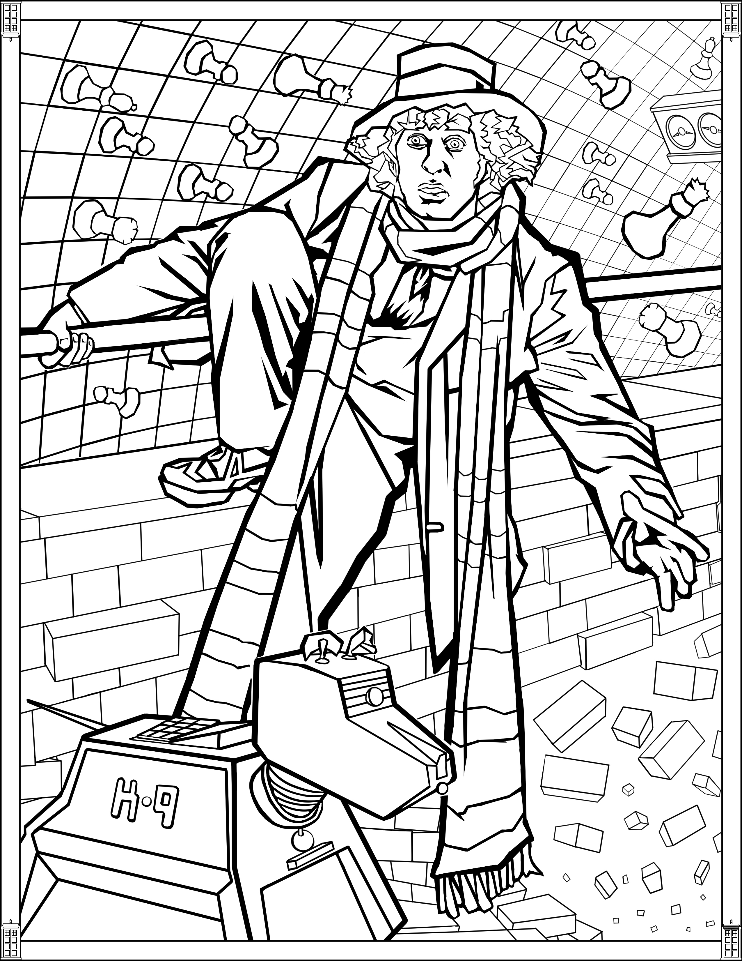 doctor who pictures to colour doctor who coloring pages best coloring pages for kids to colour who doctor pictures