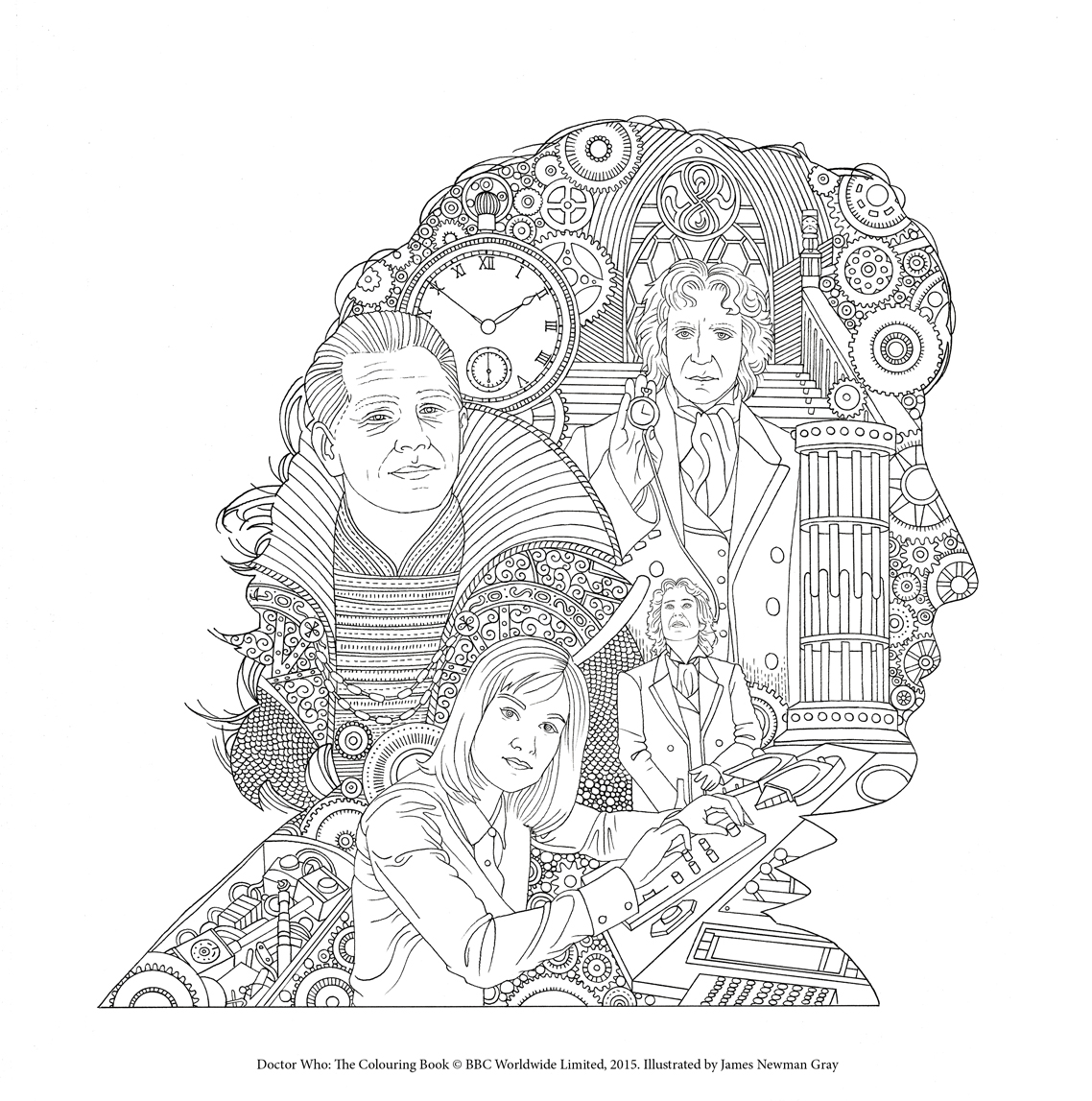 doctor who pictures to colour doctor who wibbly wobbly timey wimey coloring pages who to doctor pictures colour