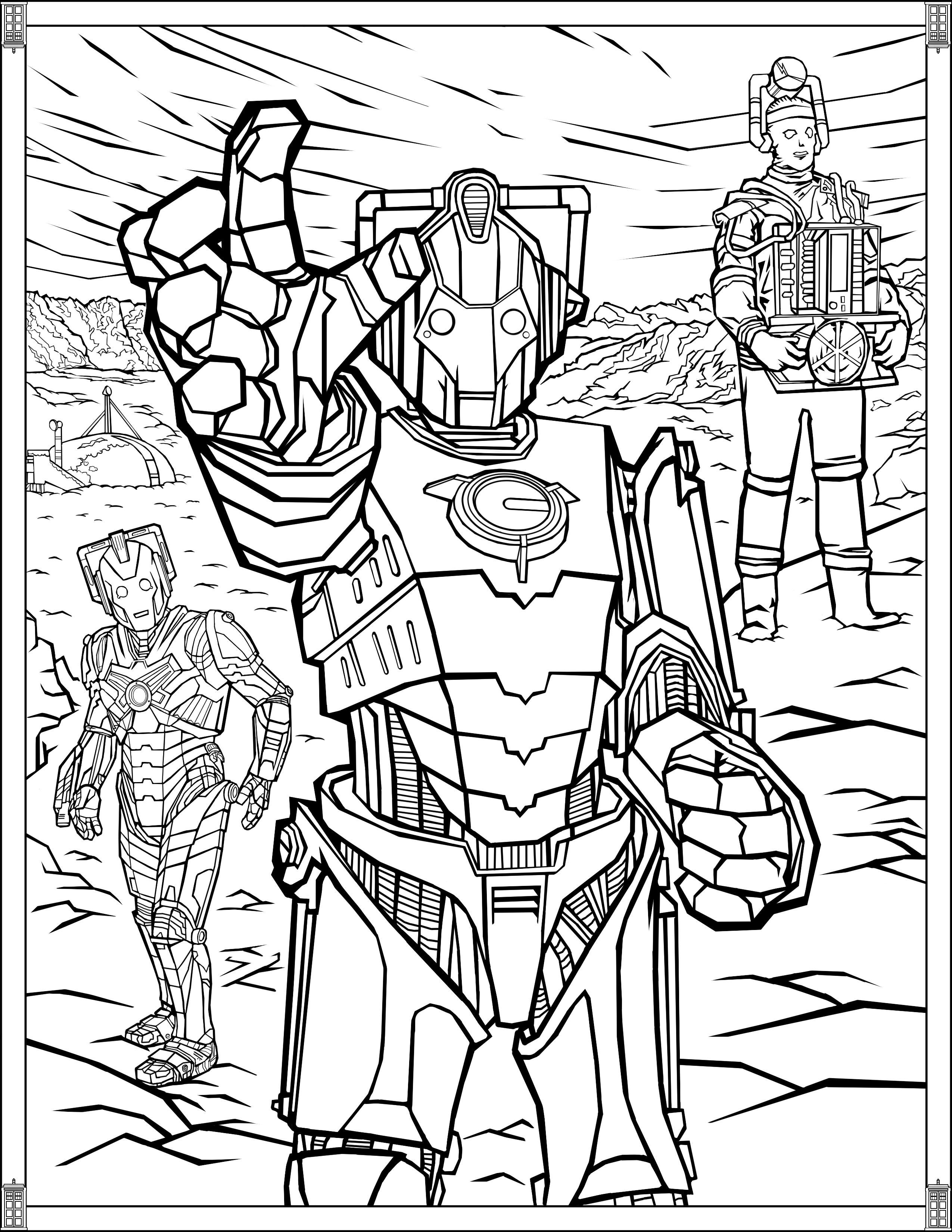 doctor who pictures to colour dr who coloring page doctor who pinterest colour who to pictures doctor