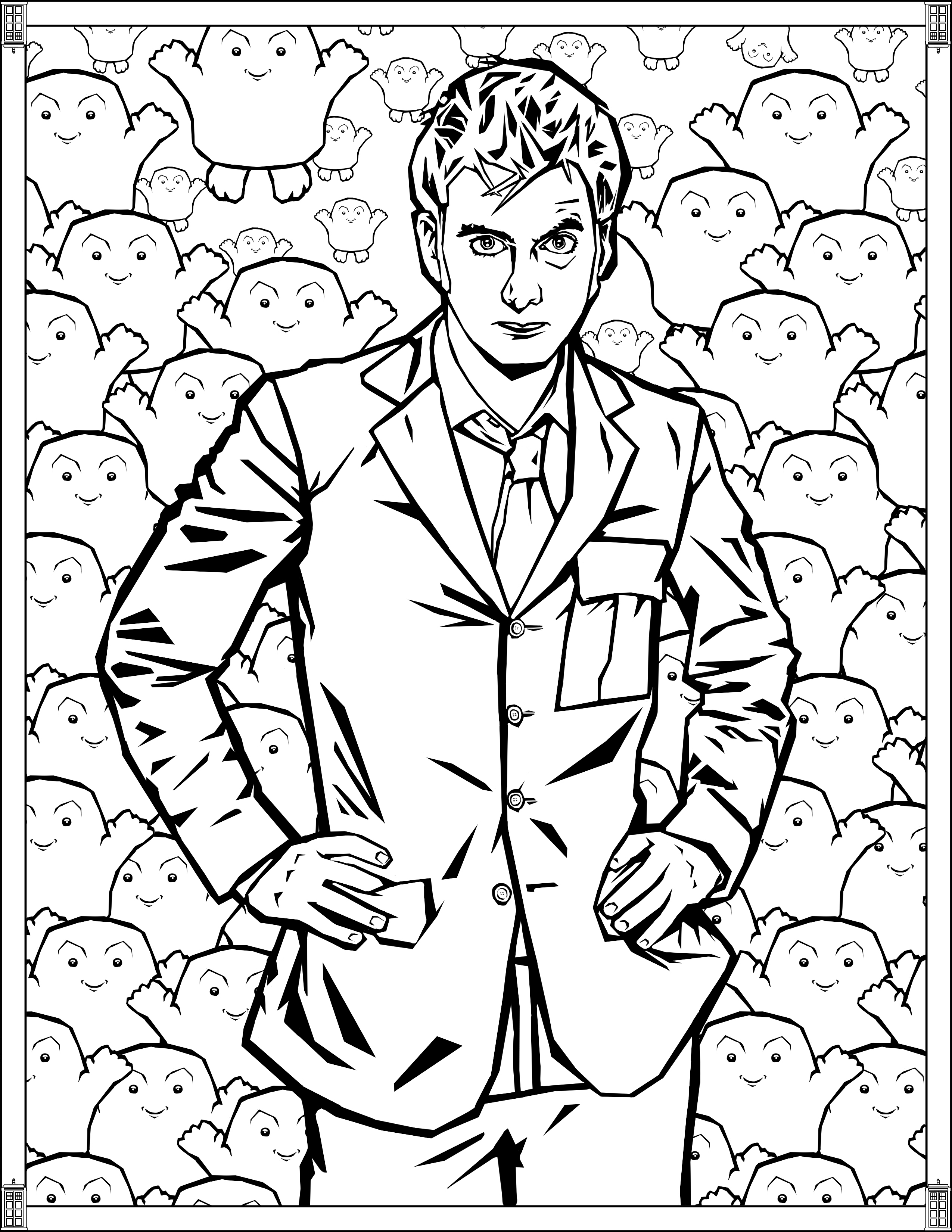 doctor who pictures to colour free doctor who coloring pages coloring home to pictures who doctor colour