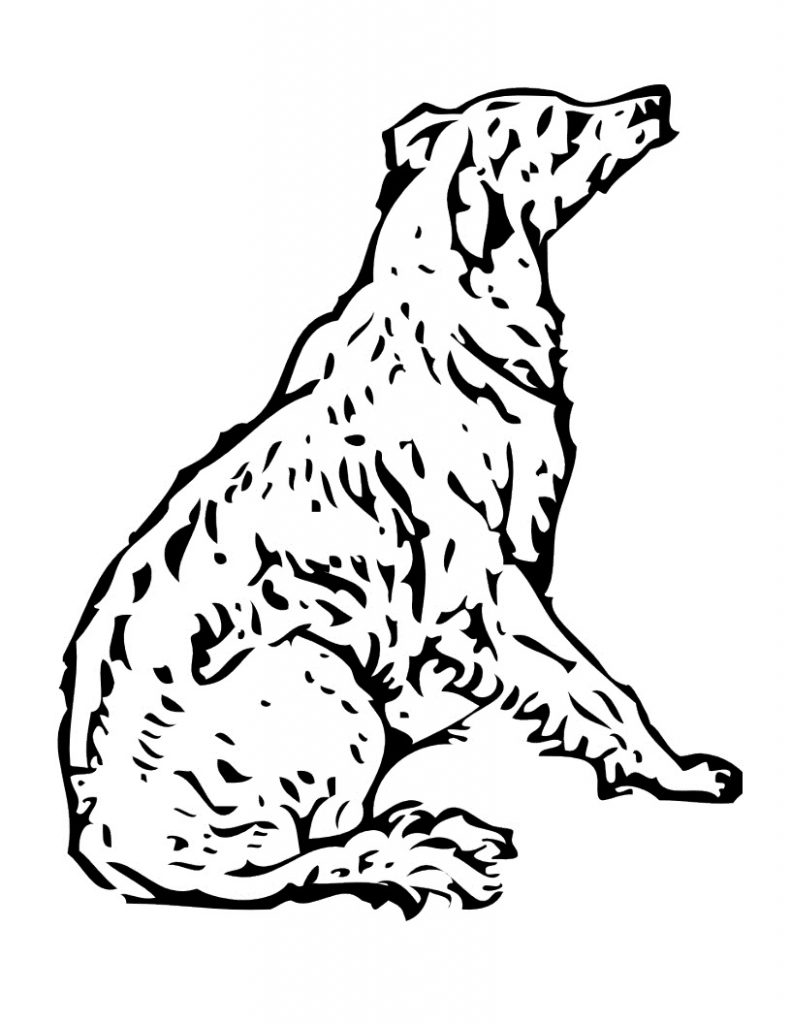 dog coloring pictures printable free printable dog coloring pages for kids coloring dog printable pictures