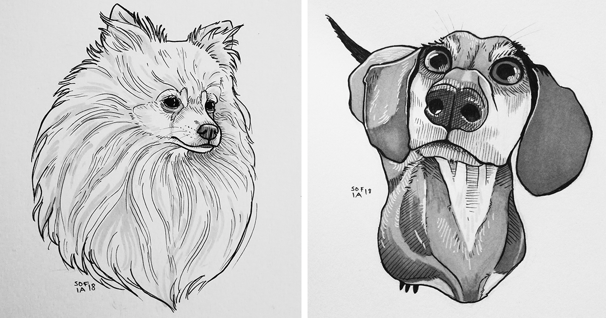 dog drawing how to draw a dog easy tutorial skip to my lou dog drawing