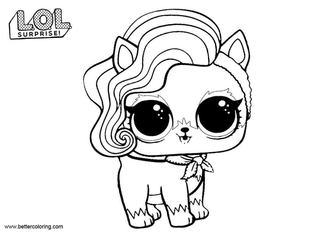 dog lol pets coloring pages lol pets coloring pages baby dog free printable coloring pages lol pets dog coloring