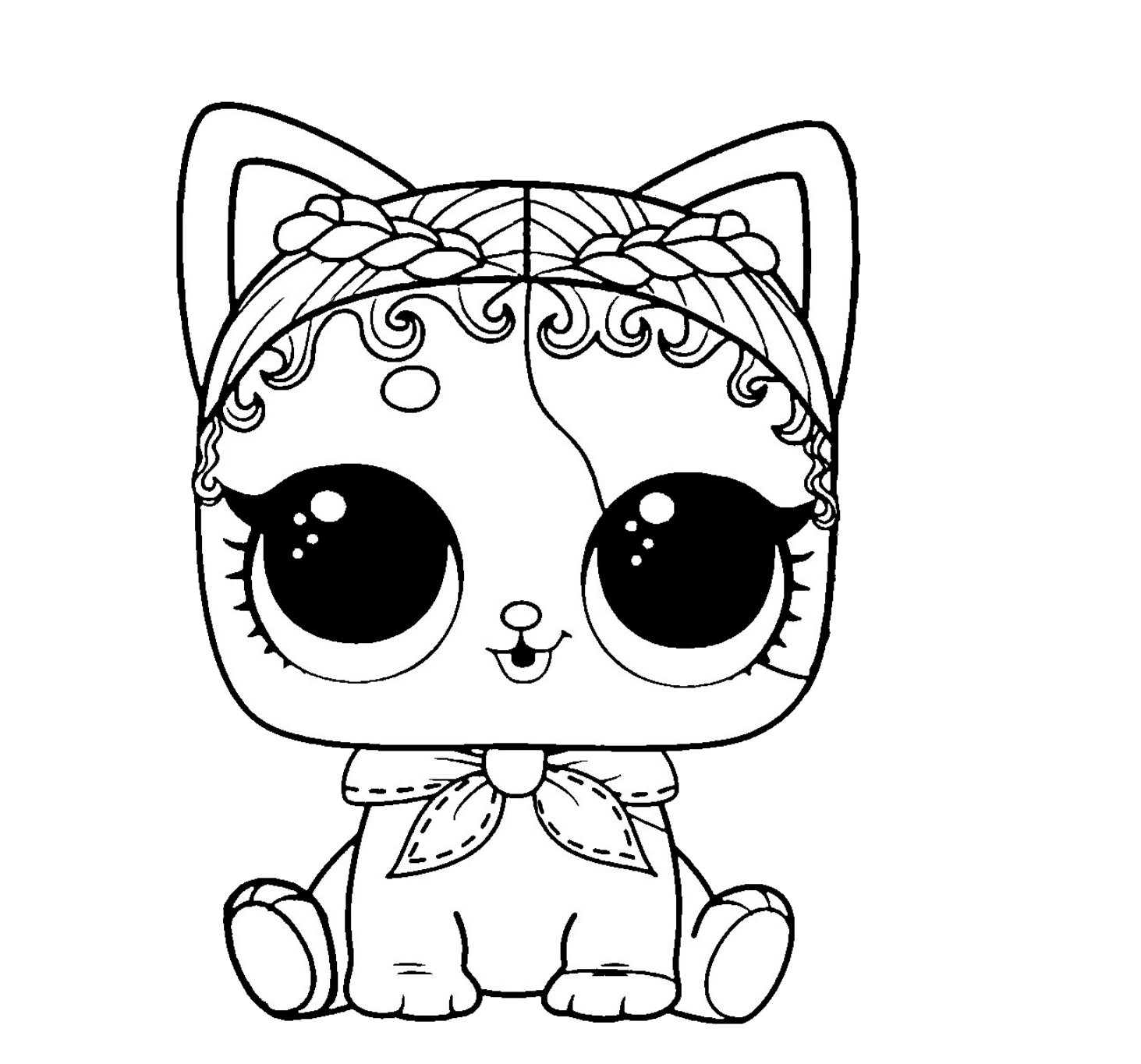 dog lol pets coloring pages lol pets coloring pages cute midnight pup with devil wings pets lol coloring dog pages