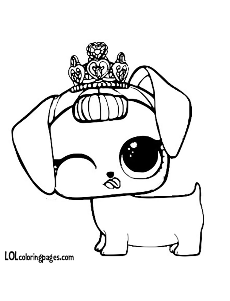 dog lol pets coloring pages pin by leah behrens on coloring pages in 2020 coloring dog pets coloring pages lol