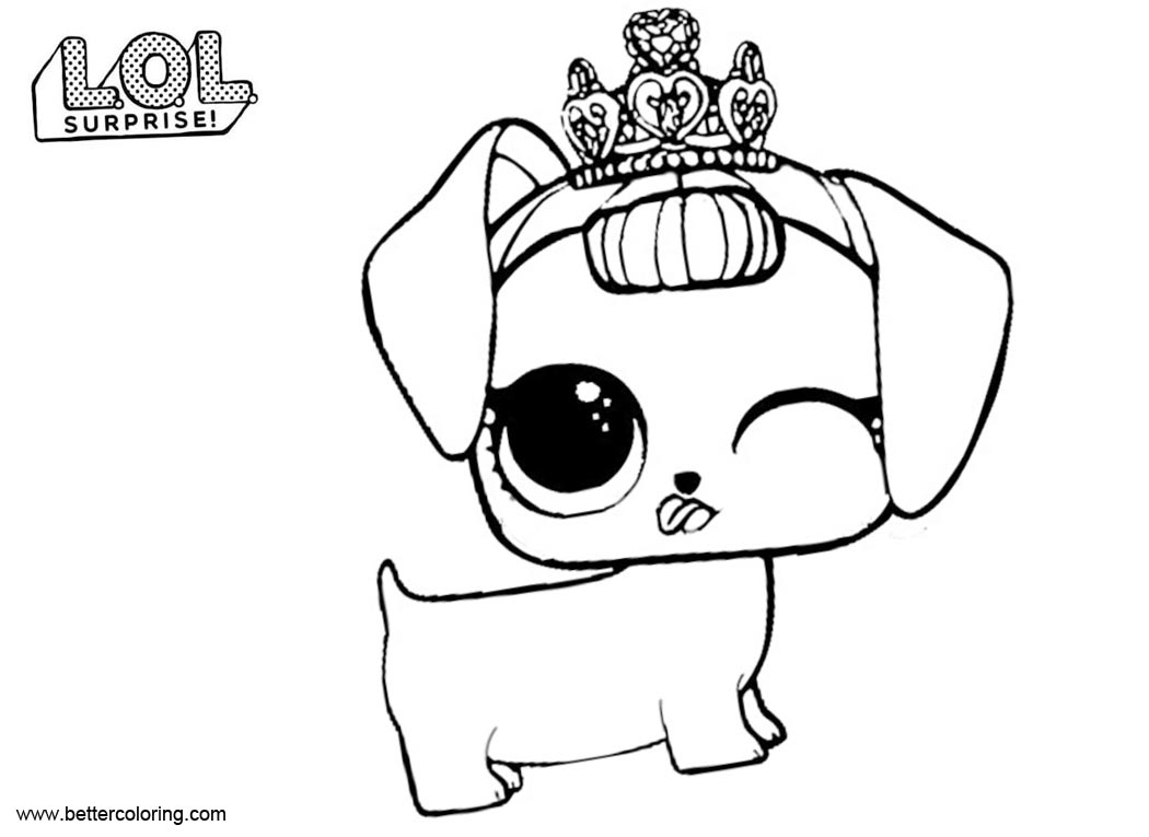 dog lol pets coloring pages puppy lol pet coloring pages print coloring dog pets coloring lol pages